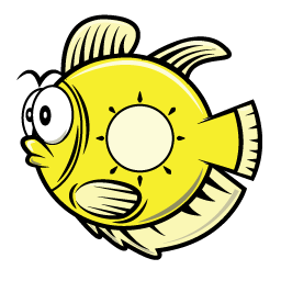 Sun Fish from Feather Feud
