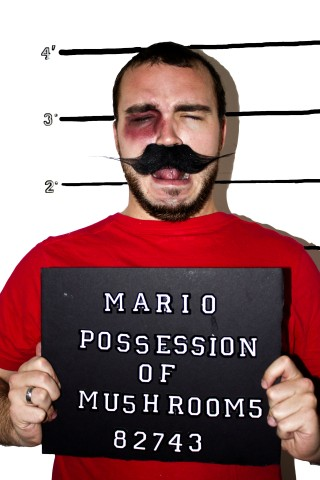 Detained Heros 3 - Mario