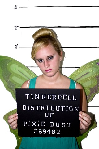 Detained Heros 6 - Tinkerbell